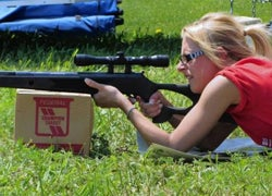 Women May Be the Cause of National Shift to Gun Rights