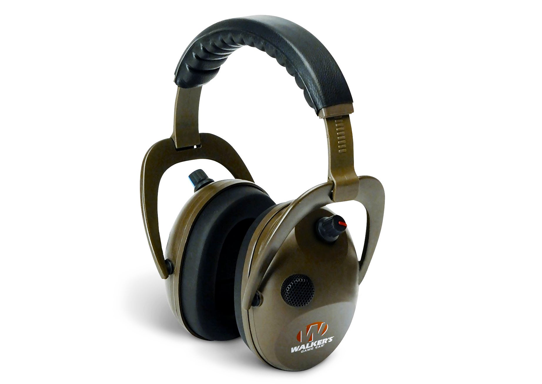 Walkers Game Alpha Power Muffs are a great choice for over-ear hearing protection.