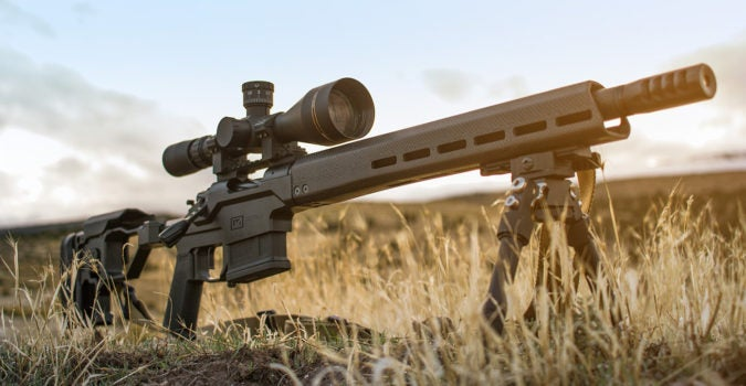 The Modern Precision Rifle will initially be offered in 6.5 Creedmoor and .308 Win.