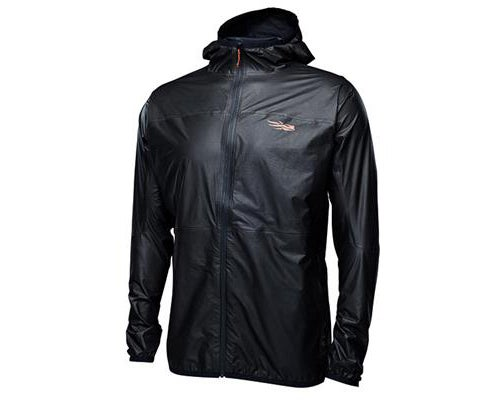 Sitka's new Vapor SD jacket is a great option for protection from wet weather.
