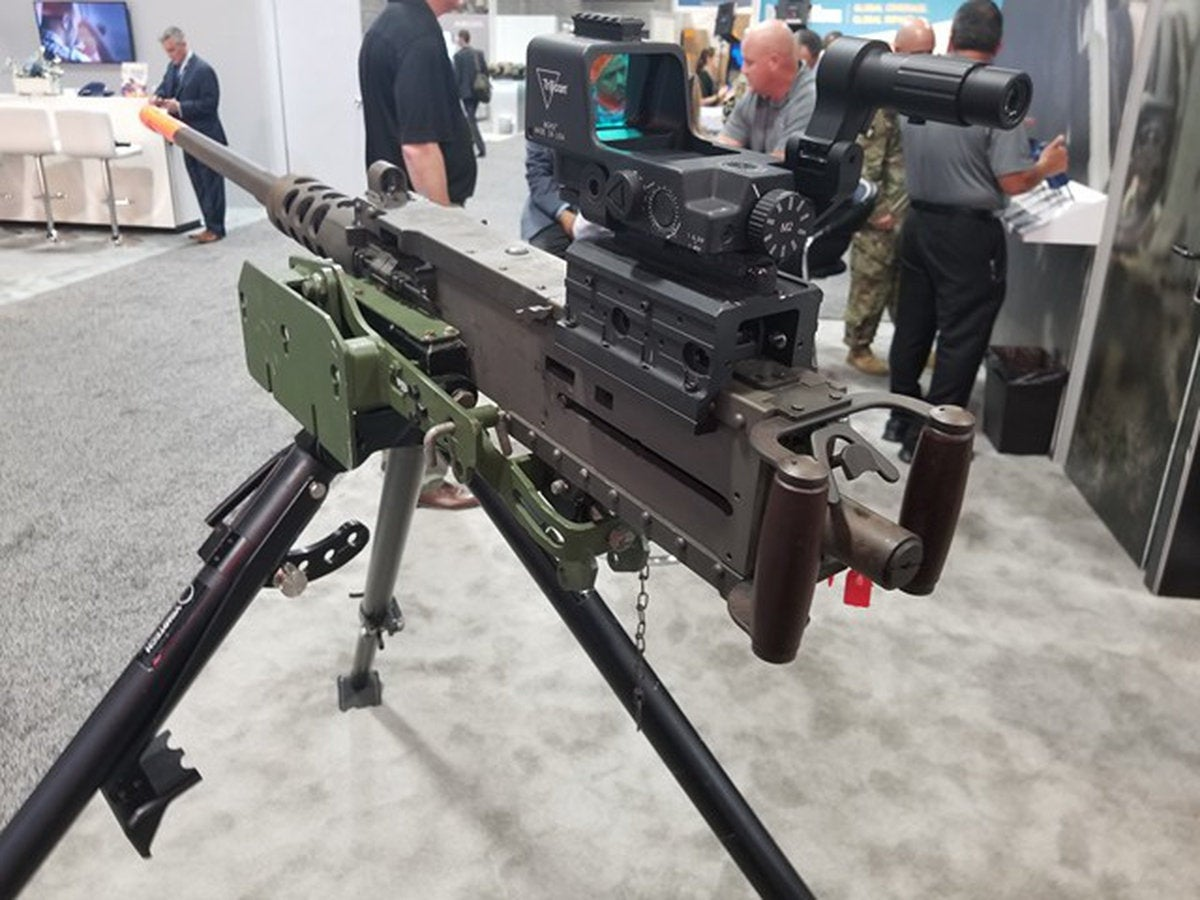 M2 Browning Gets Big Update