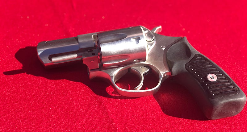 The new Ruger SP101 9mm Revolver.