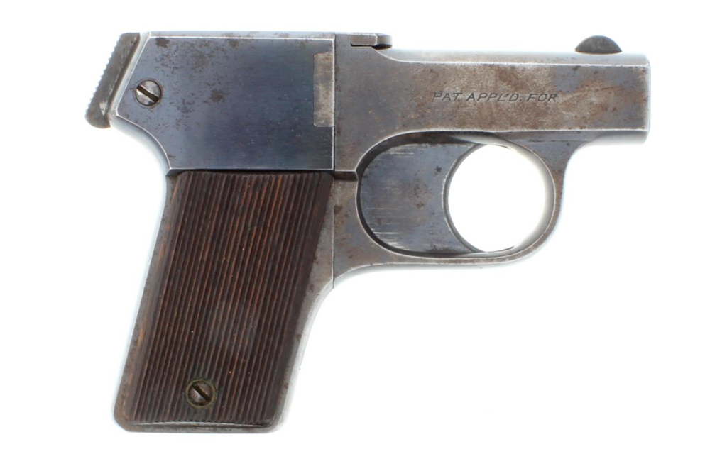 An example of the Mossberg Brownie.