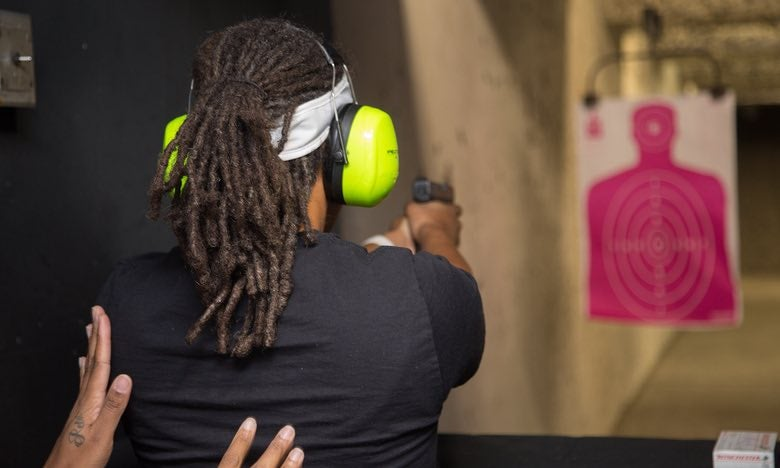 More Black Women are Buying Guns, Training To Use Them