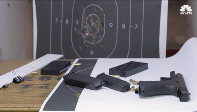 The Last Public Shooting Range in NYC