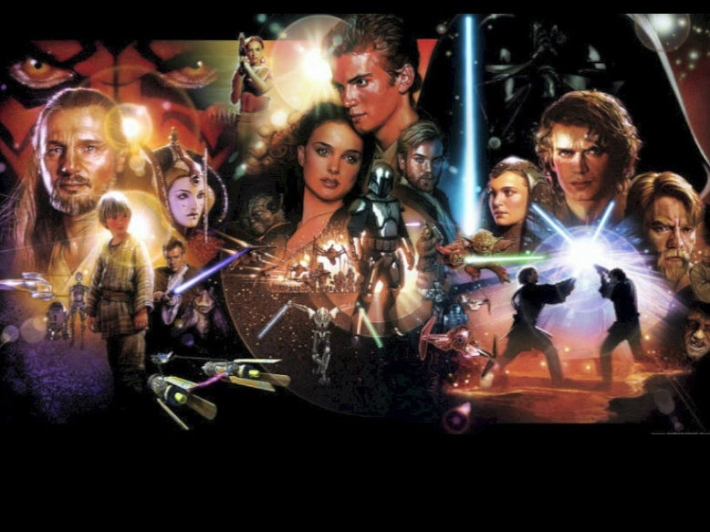 Guns of Star Wars: The Prequel Trilogy