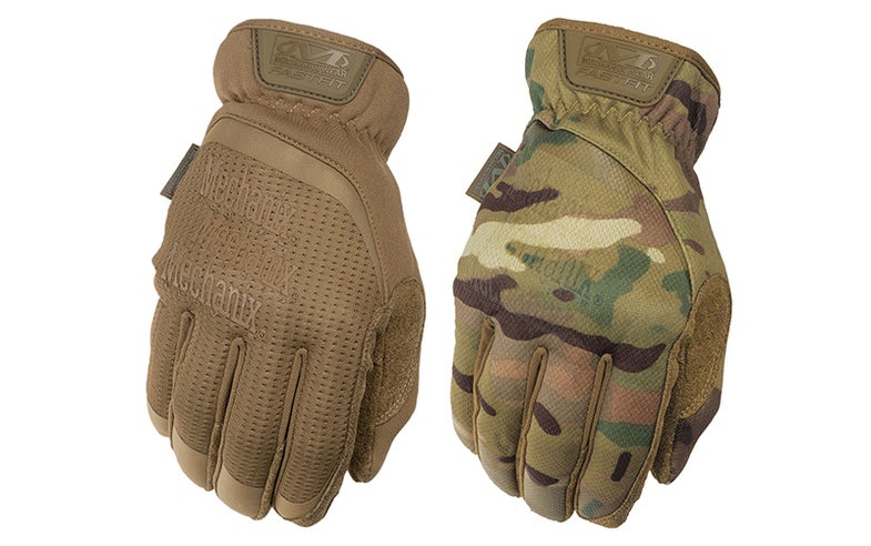 Make Your Own Shooting Gloves