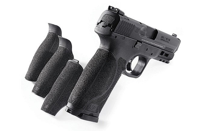 smith and wesson mp9 handgun backstraps