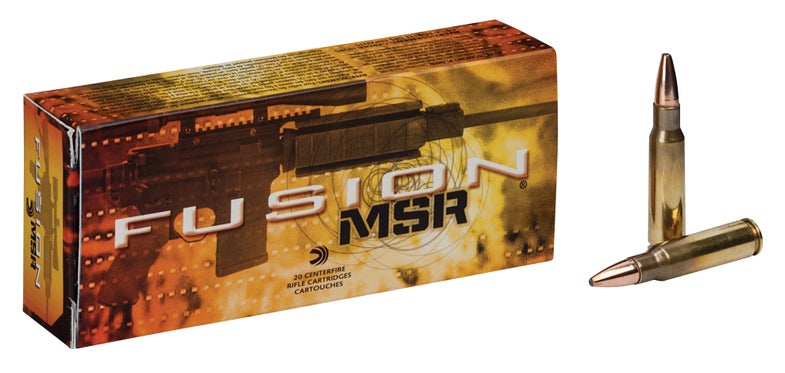 Hunting Ammo: These Loads Are Made For Your MSR