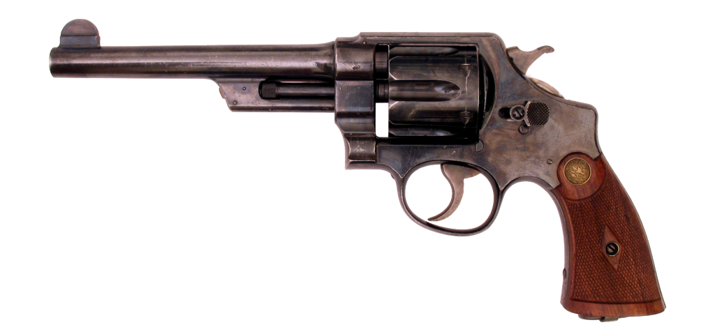 The .44 Special was introduced for use with the S&W Triple Lock, officially known as the Smith & Wesson .44 Hand Ejector 1st Model 'New Century.'