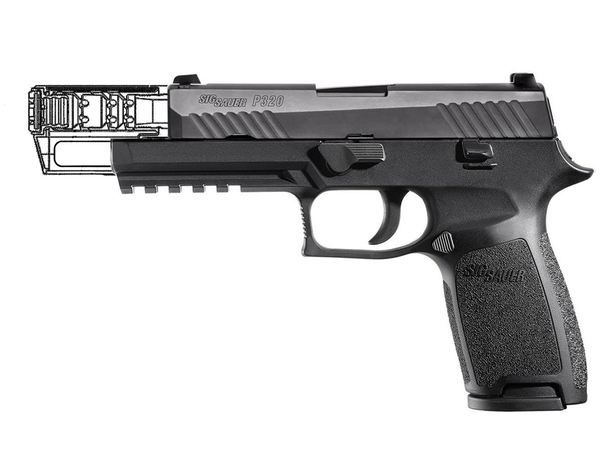 Is SIG Working on an Integrally Suppressed P320?