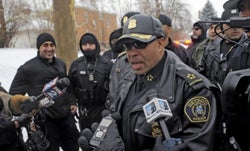 Detroit Residents Answer Police Chief's Call To Arms