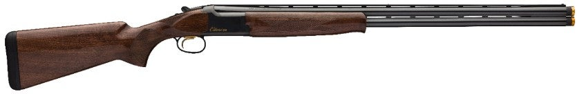 The author uses an old Charles Daly shotgun for sporting clays and skeet.