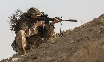 Suppressors: A Benefit on the Battlefield