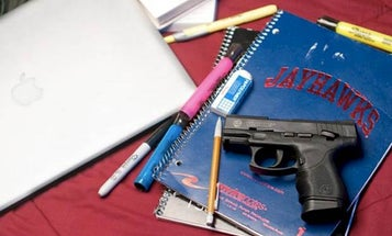 One Kansas Student's Reasons for Carrying
