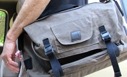 Gear Test: Concealed-Carry Bags