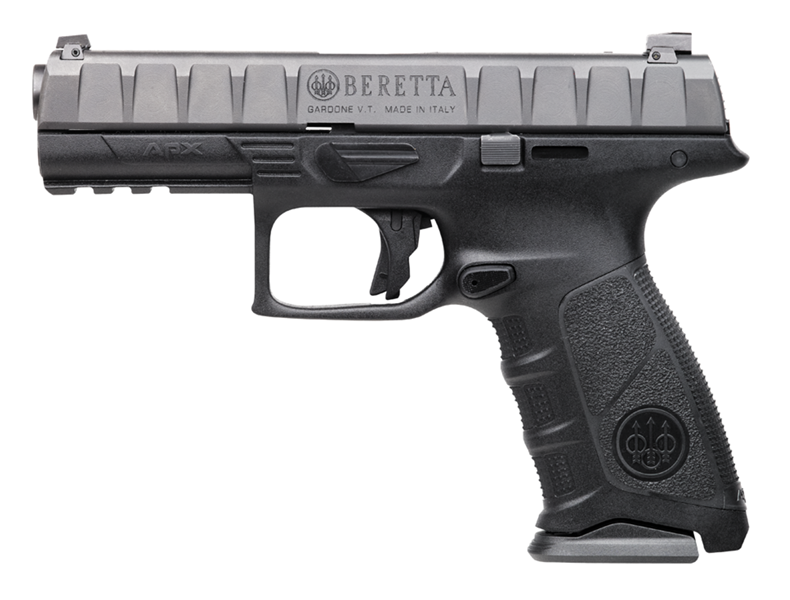 Beretta APX Striker: Coming to the Range