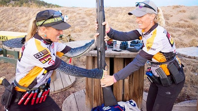 Lanny and Tracy Barnes: How Twin Biathletes Made the Move to 3-Gun