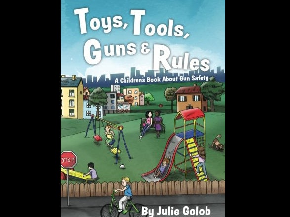 Julie Golob's New Book Teaches Kids about Gun Safety