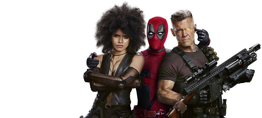 The Guns of Deadpool 2
