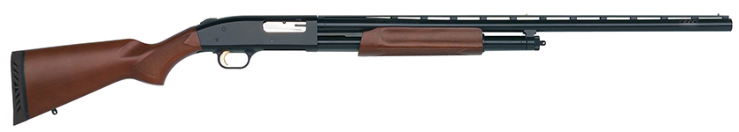 The Mossberg 500 All Purpose Field