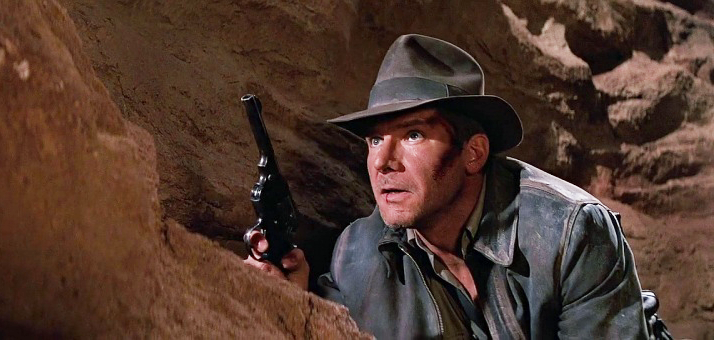 The Guns of Indiana Jones