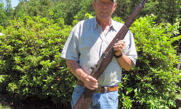 Marine Gets Issued Garand Back After 56 Years