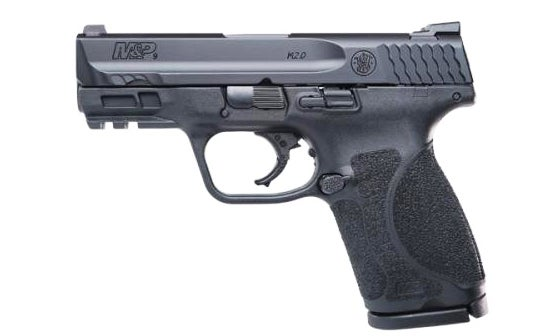 S&W Releases M&P Compact with a 3.6″ Barrel