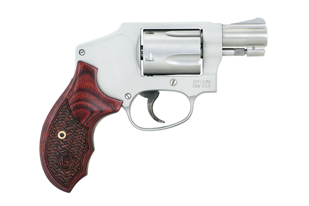 S&W Performance Center Model 642 in .38 Special +P.