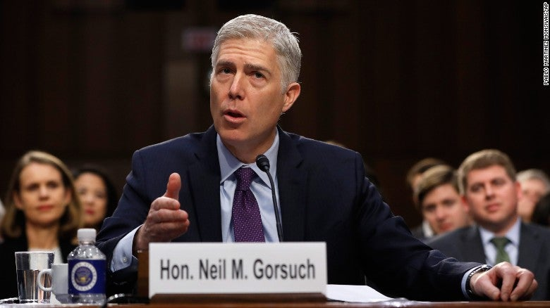"""Gorsuch: """"Heller is the Law of the Land"""""""