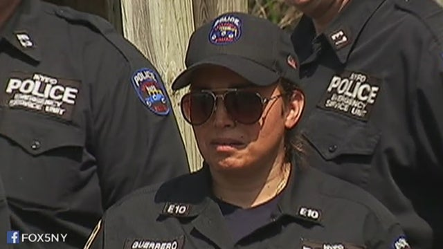 NYPD Has Its First Female Counter-Sniper