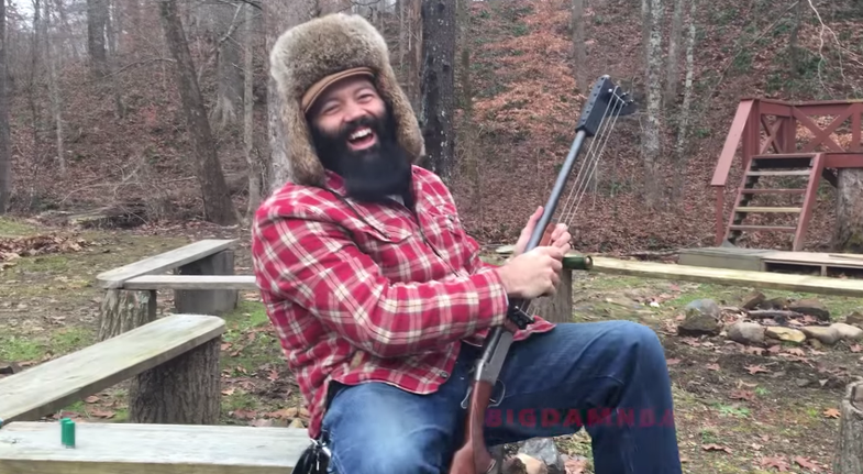 The Guitar Shotgun: Yes, It Really Is Both