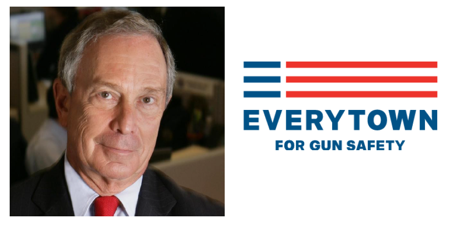 The anti-Second Amendment organization is owned by multi-billionaire Michael Bloomberg.