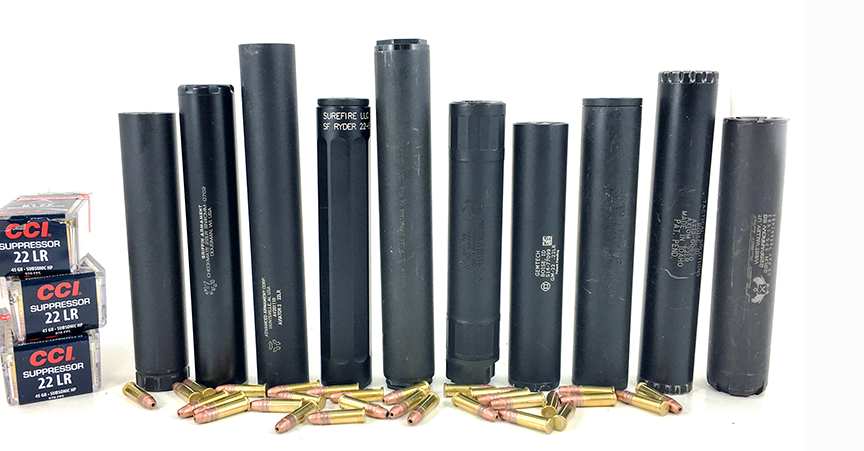 SHUSH Act to Categorize Suppressors as Gun Accessories