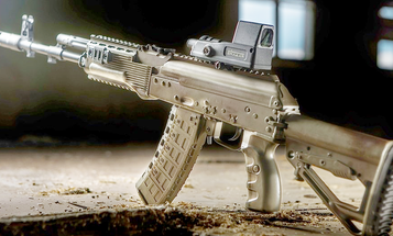 Russian Military Testing Updated AK Rifles, New Weapon System