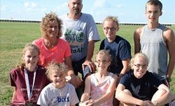 Dad and His Six Kids Compete at Camp Perry