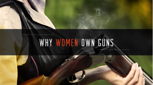 """Support for NRA's """"Feminism Means Firearms"""" Video"""