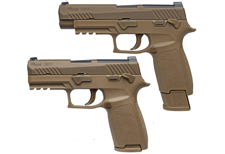 Glock Protests SIG Army Handgun Contract
