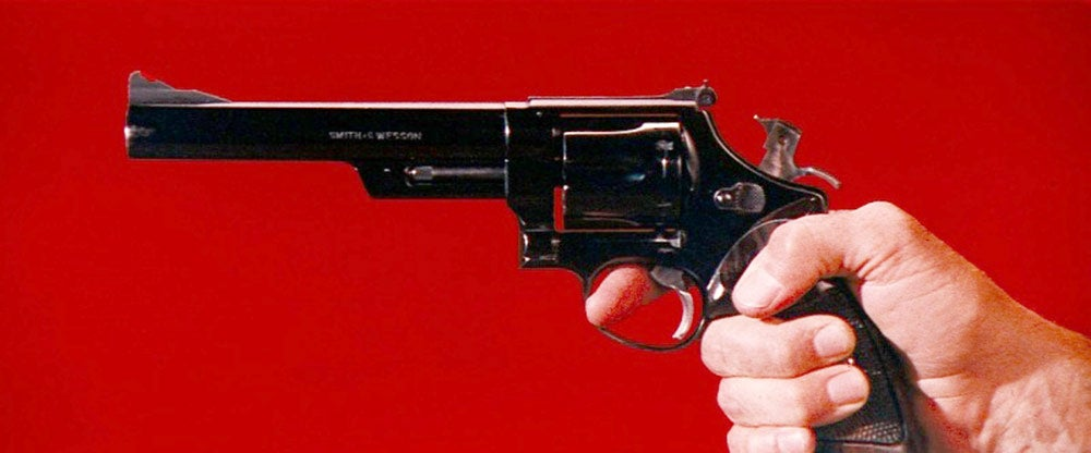 clint eastwood magnum force opening credit