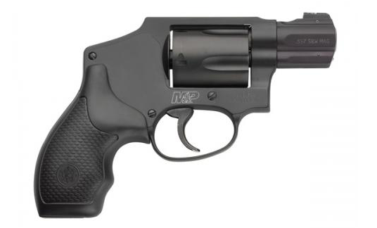 The Smith & Wesson M&P Model 340 in .357 Magnum.