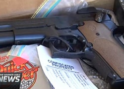 Gun Turn-In Program Inflated in News Reports
