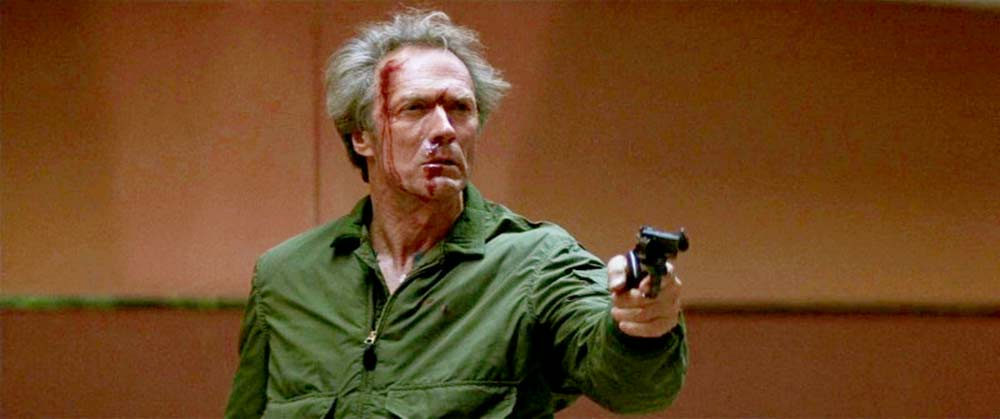 Clint Eastwood The Rookie