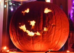 Full Metal Jack-O-Lantern: How to Make Your Own