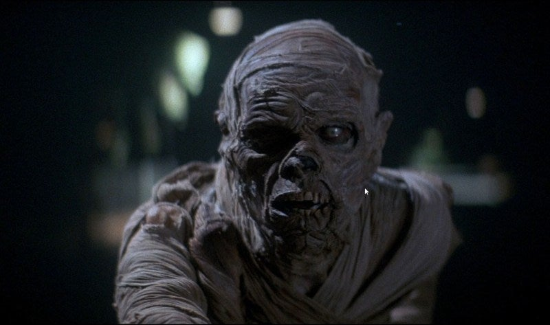 The Mummy from *Monster Squad* (1987).
