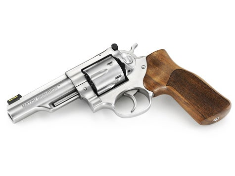 Ruger Releases New GP100 Match Champion Revolver