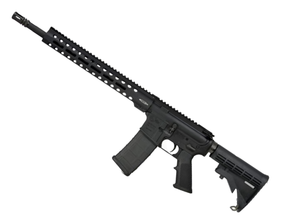 Colt Trooper M4 5.56 Carbine: Coming to the Range