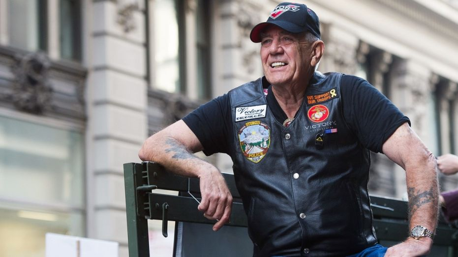 R. Lee Ermey in 2014.