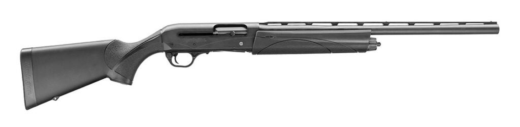 The new Remington Compact V3 shotgun is the perfect size for smaller shooters and kids, plus the soft kicking semi-auto makes for a great beginner gun too.