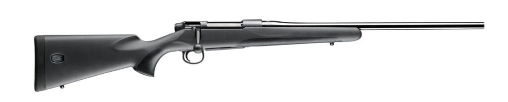 The Mauser M18 Volkswaffe Rifle is built on one of the most reliable bolt actions ever made, and priced so anyone can afford one.