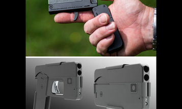 Folding Guns: LifeCard Shipping Now, Ideal Conceal Coming in Fall